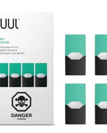 JUUL Mint Pods Canada