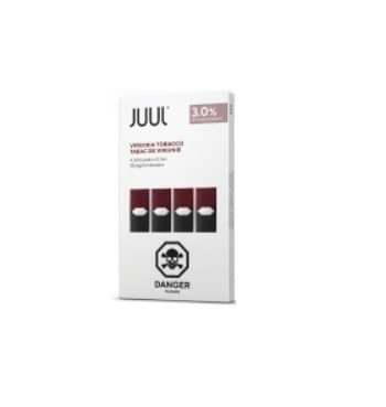 JUUL 3% Virginia Tobacco Canada