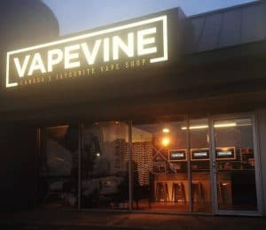 Windsor Vape Shop - Ontario, Canada