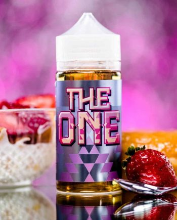 The One Strawberry by Beard Vape Co Canada