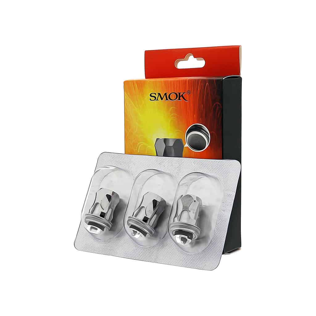 SMOK TFV8 Baby V2 0 15Ω S1 (40-80W) Single-Mesh Replacement Coil (3-Pack)