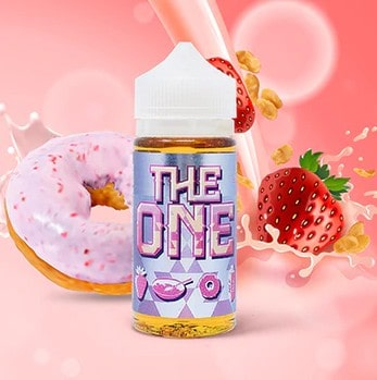 The One Strawberry by Beard Vape Co. Canada