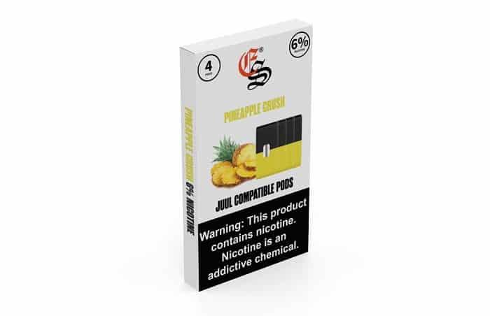 Eonsmoke Pineapple Crush Canada
