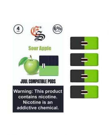 Eonsmoke Sour Apple Canada
