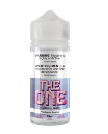 The One Strawberry Vape Juice Canada