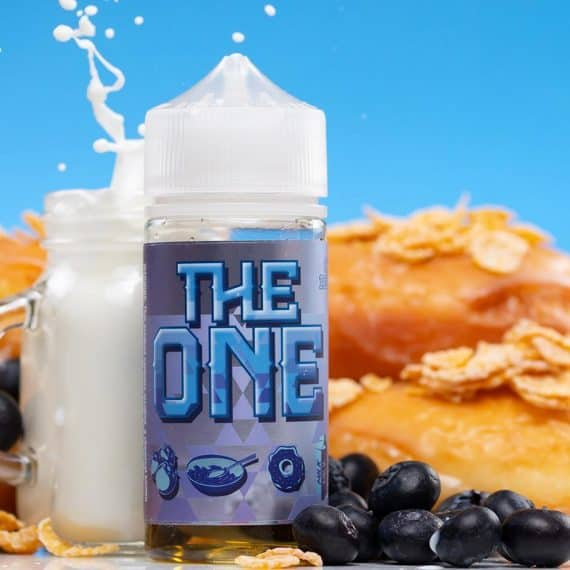 The One Blueberry by Beard Vape Co. Canada