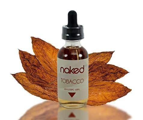 Naked American Patriot's Tobacco Ejuice Canada