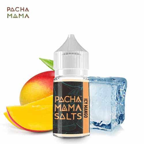 Icy Mango by Pachamama Salts Nic Salt Eliquid 30ml Canada