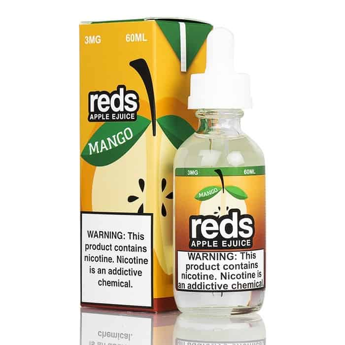 Mango by Reds Apple Ejuice 60ml Bottles Canada