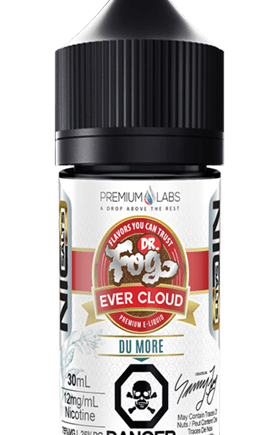 Du More Nicotine Salt by Evercloud Canada