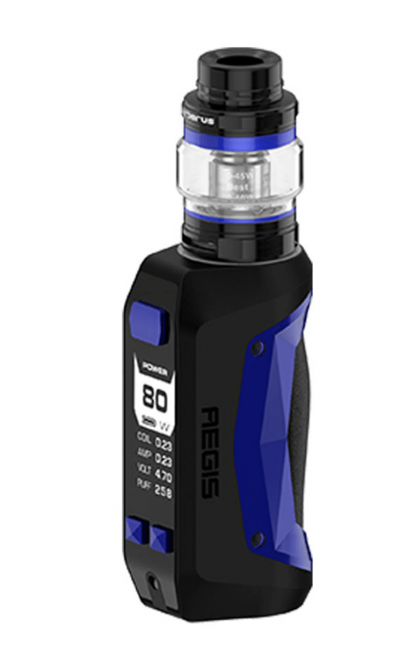 GEEKVAPE Aegis Mini 80W Starter Kit Black Blue Canada