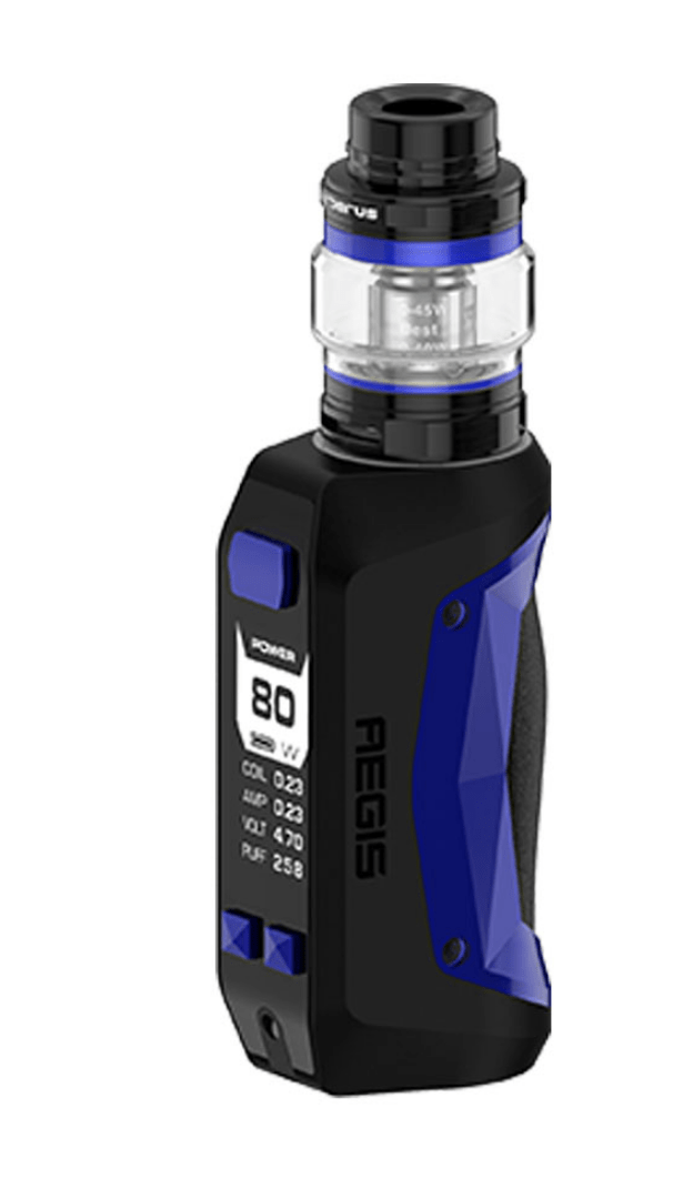 GEEKVAPE Aegis Mini 80W Starter Kit Black Blue Canada