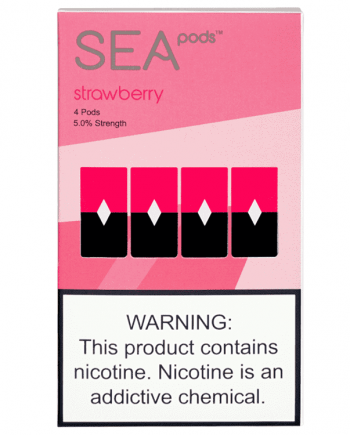 Sea Pods Strawberry Juul Compatible Canada