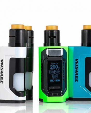 Wismec Luxotic DF Squonk Kit Canada