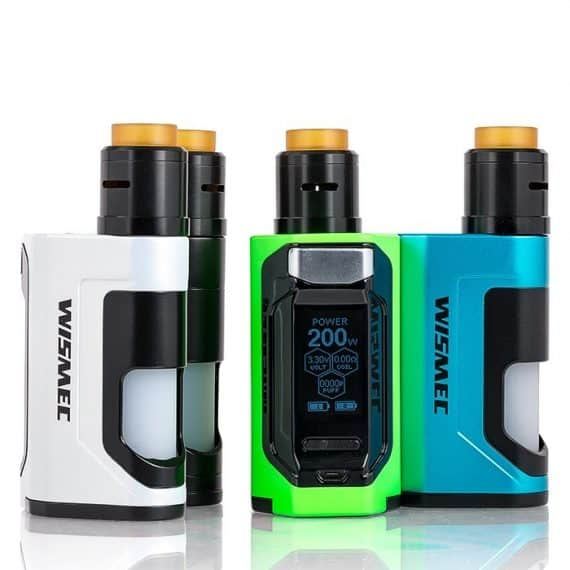 Squonker Mods / Kits - Wismec Luxotic DF Squonk Kit Canada