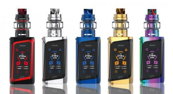 SMOK Morph 219 Kit All Colours Canada