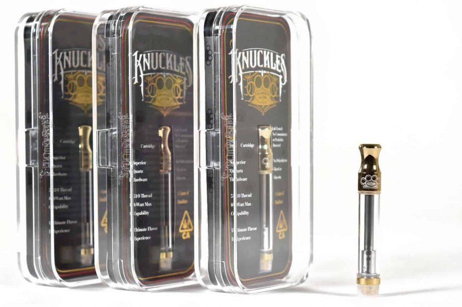 Brass Knuckles Gold Cartridge Canada