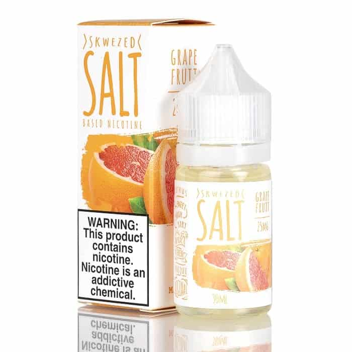 SKWEZED Salt Grapefruit Flavour Canada