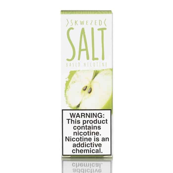 SKWEZED Salt Green Apple Box Canada