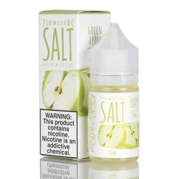 SKWEZED Salt Green Apple Flavour Canada