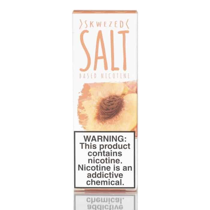 SKWEZED Salt Peach Box Canada