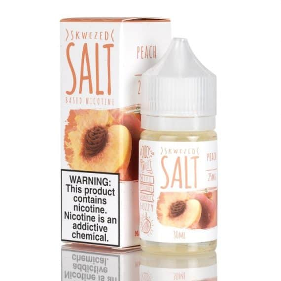 SKWEZED Salt Peach Flavour Canada