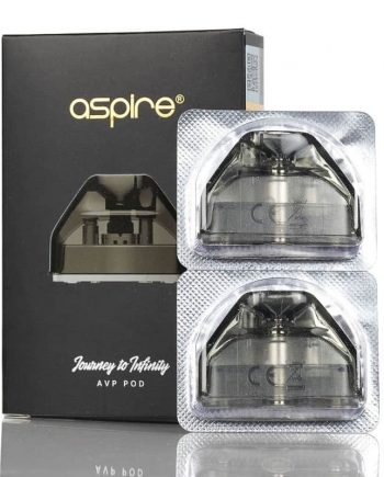 Aspire AVP Replacement Pods Unboxed Canada