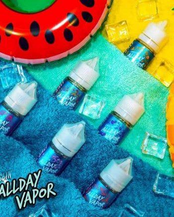 Chillin AllDay Vapor Full Line Nic Salt Canada