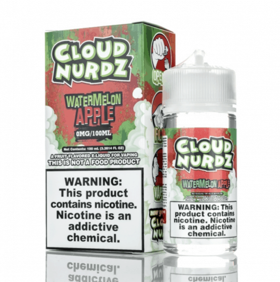 Cloud Nurdz Ejuice Strawberry Lemon Canada