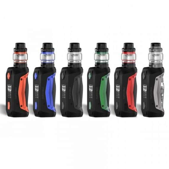 GeekVape Aegis Solo Starter Kit All Colours Canada