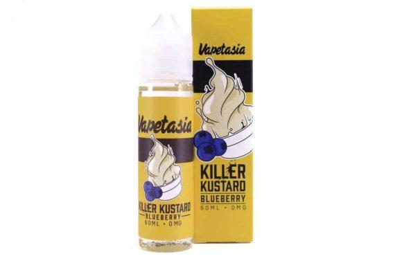 Blueberry Killer Kustard Vapetasia Canada