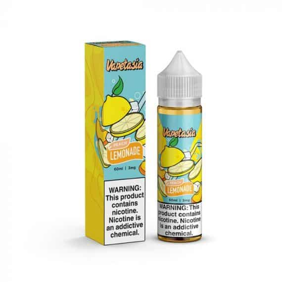 vapetasia peach lemonade ejuice canada