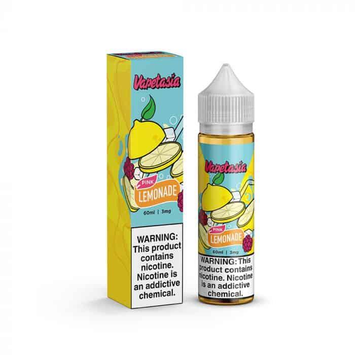 Vapetasia Lemonade Eliquids - Full Line (60ml) >> VapeVine ca