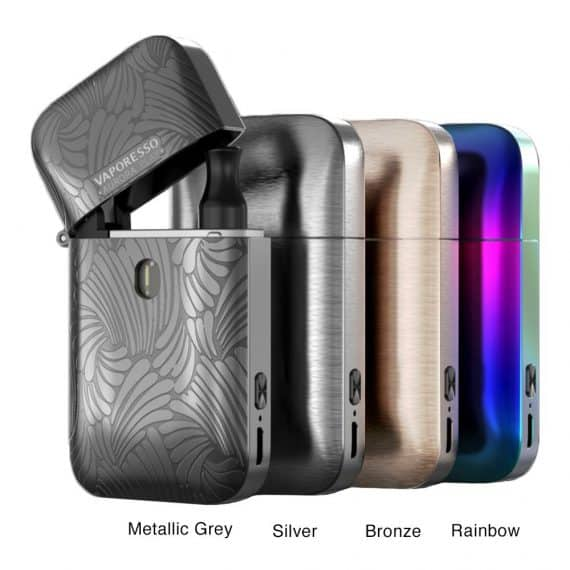 Vaporesso Aurora Play Pod System All Colours Canada