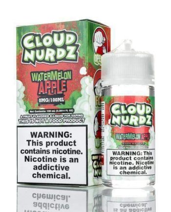 Cloud Nurdz Eliquid in Canada