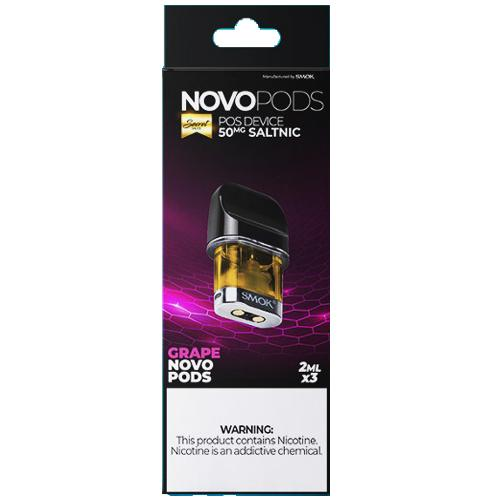 Grape Novo Pods Canada