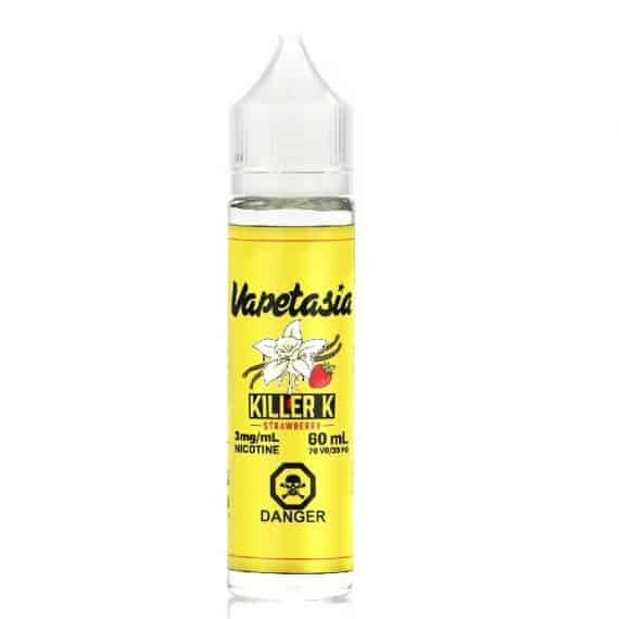 Killer K Strawberry Ejuice Canada