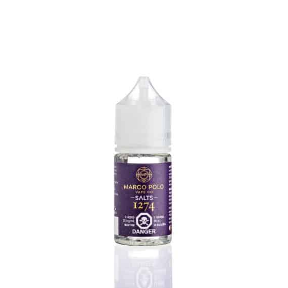 Marco Polo Nicotine Salts 1274 Ejuice Canada