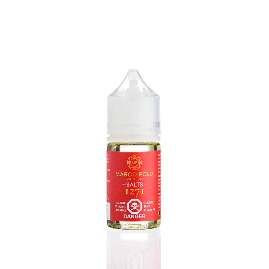 Marco Polo Nicotine Salts 1271 Ejuice Canada