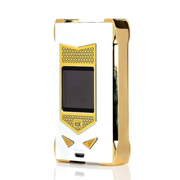 SnowWolf MFENG UX 200W Pearl White Gold Canada