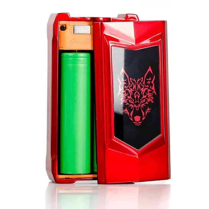 Snowwolf MFENG UX 200W Device Battery Sled Canada