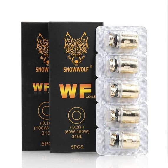 Snowwolf Mini Replacement Coils Canada