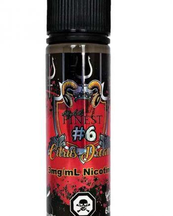 Mighell's Finest No.6 Citrus Dream Ejuice Canada
