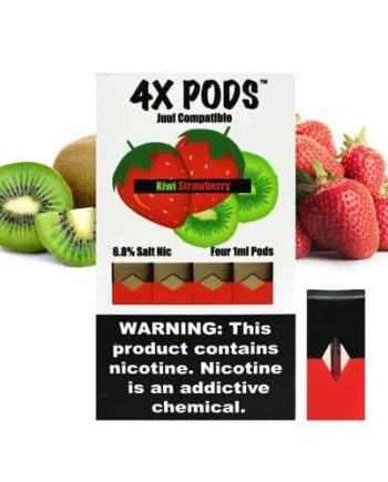 4X Kiwi Strawberry Pods for JUUL Canada