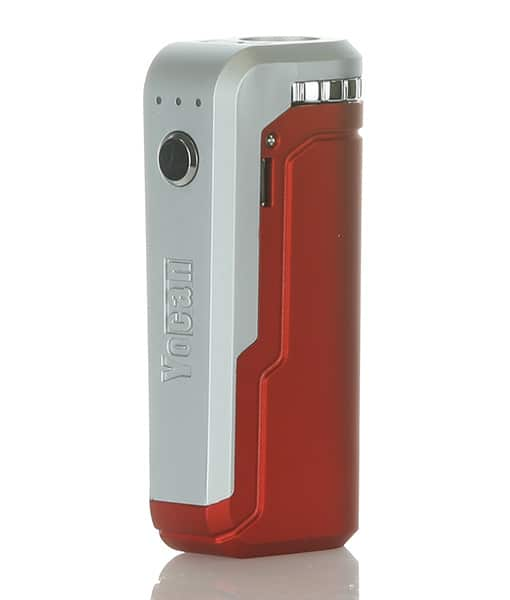 Yocan Uni Universal Box Mod Red Silver Canada