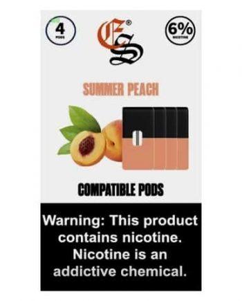 Eonsmoke Summer Peach JUUL Compatible Canada
