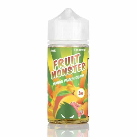 Fruit Monster 100ml Ejuice Mango Peach Guava Canada
