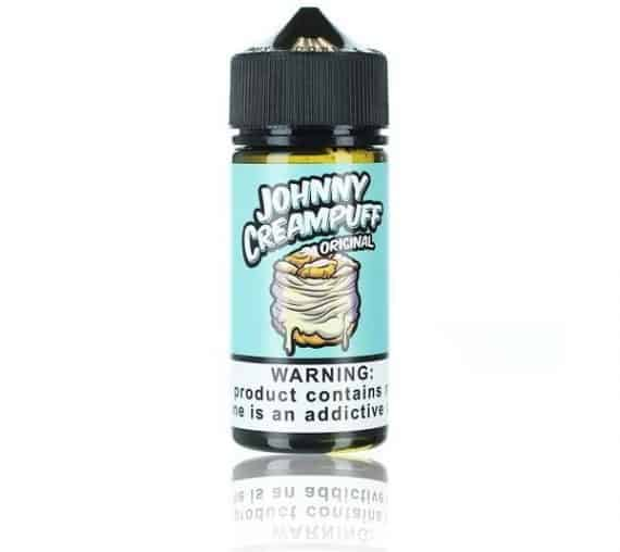Johnny Creampuff Original Dessert Eliquid Canada