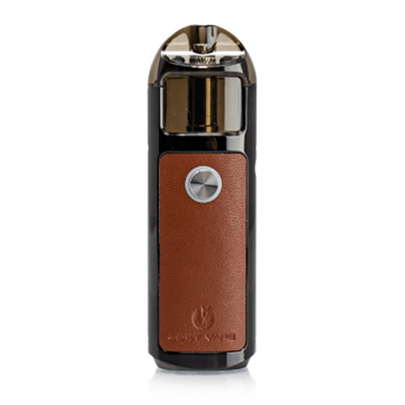 Lost Vape Lyra Pod System Black Leather Canada
