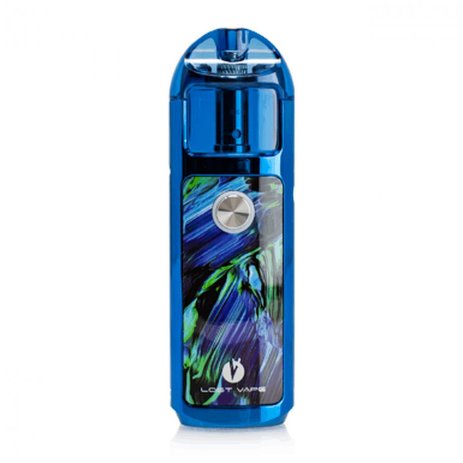 Lost Vape Lyra Pod System Blue Ripple Canada